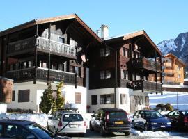 Bachhüs BA1, hotel in Blatten bei Naters