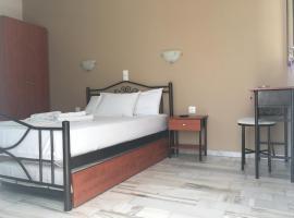 Pension Giakas, pet-friendly hotel in Aegina Town
