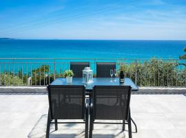 Endless View Villa, hotel in Limenaria