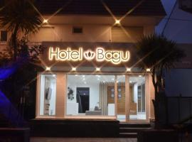 Bagu Playa Grande Hotel, hotel cerca de Puerto de Mar del Plata, Mar del Plata