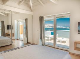Sideratos Sea View City Apartment