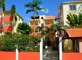 Parco del Caribe, room in Boca Chica