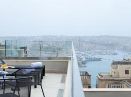 The Cumberland Hotel by NEU Collective, hotel in Valletta