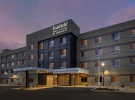 Fairfield Inn & Suites by Marriott Denver Tech Center North, hotel in Denver
