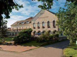 Hotel Erblehngericht Papstdorf, Hotel in Papstdorf