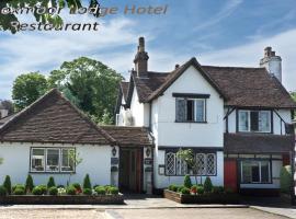 Boxmoor Lodge Hotel, hotel near Highfield Park, Hemel Hempstead