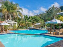 Bomtempo Hotel Esporte & Lazer, pet-friendly hotel in Itaipava