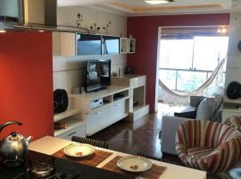 Apartamento FLAT LUXO c/Lareira + Vista Vale dos Vinhedos, self catering accommodation in Bento Gonçalves