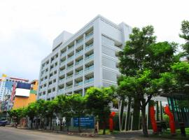 GM Suites, hotel in zona Centro commerciale Central Embassy, Bangkok