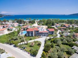 Princess Golden Beach Hotel, хотел в Криси Амудия