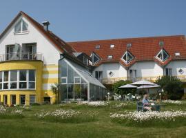 Hotel Sonnenhaken, Hotel in Buschvitz