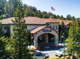 Hilton Santa Cruz/Scotts Valley, hotel in Santa Cruz