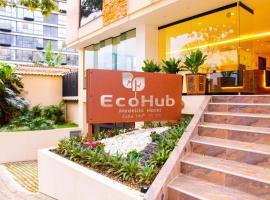EcoHub Hotel Medellin, hotel in Medellín