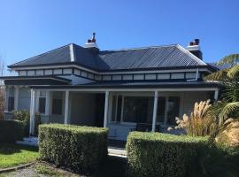 Charming Family-Friendly Suite In Central Gisborne, hotel in Gisborne