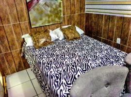 Pousada Republica Zélia Barros, hotel near Bus Central Station, Natal