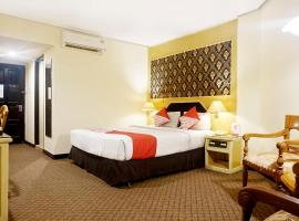 OYO 805 Hotel Dyan Graha, hotel in Pekanbaru
