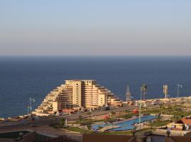 Porto Sokhna، فندق في العين السخنة