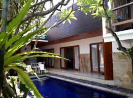 Agus Villa, hotel with pools in Sanur