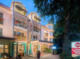 Best Western Plus Parkhotel Erding, Hotel in der Nähe von: Therme Erding, Erding