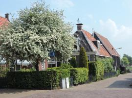 het Binnenhuis, budget hotel in Workum