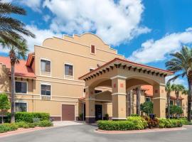 Clarion Inn Ormond Beach at Destination Daytona, hotel near Daytona International Speedway, Ormond Beach
