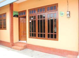 Dinotiyo Homestay, accessible hotel in Batu