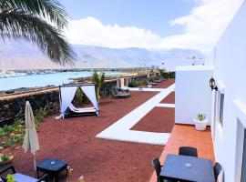 La Graciosa Camelia Beach Vistas Mar, apartment in Caleta de Sebo