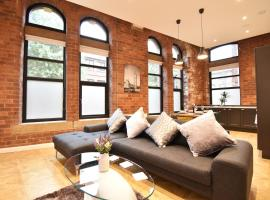 Aire Apartments New York Styled Luxury Apartments, hotel near Victoria Quarter, Leeds