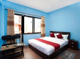 Hotel Crossroads, hotel i Katmandu