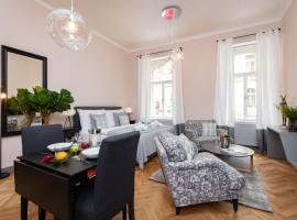 EMPIRENT Garden Suites – apartament z obsługą w Pradze