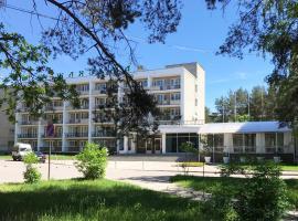 Гостиничный Комплекс Клязьма, отель во Владимире