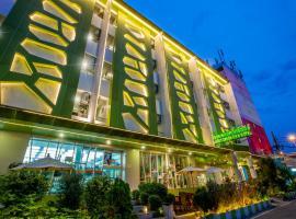 Lucky Green View, hotel near Ramkhamhaeng University, Bangkok