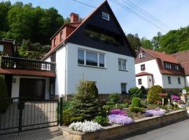 Ferienwohnung Grunwald Kurort Rathen, Hotel in der Nähe von: Basteibrücke, Rathen
