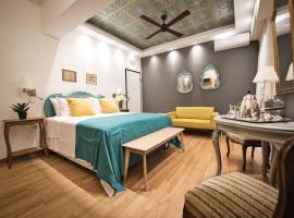 Rastoni Athens Suites near Acropolis at Tsatsou street, apartment in Athens