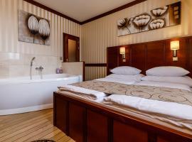 Hotel Alfred, hotel in Karlovy Vary