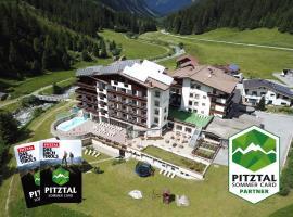 Sport- und Vitalhotel Seppl, hotel in Sankt Leonhard im Pitztal