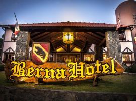 Berna Hotel & Spa, hotel in Villa General Belgrano