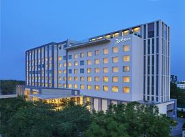 Radisson Hotel Agra, family hotel in Agra