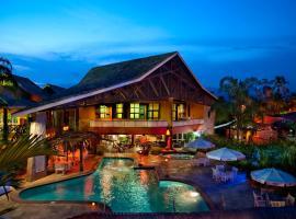 Ilha Flat Hotel, hotel in Ilhabela