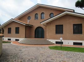 Villa Smeraldo Roma, hotel in Infernetto