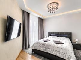 Toress Apartamenty Deptak – hotel w Szczecinie