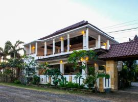 Friends Beach Hotel, hotel in Kuta Lombok