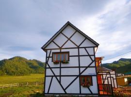 Villa Ursul, family hotel in Onguday
