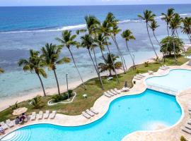 Condominio Las Olas Frente a la Playa, hotel in Juan Dolio
