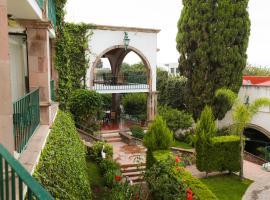 Hotel Posada la Ermita, hotel in San Miguel de Allende