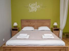 Red Kurka Apartments, hotel boutique a Cracovia