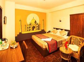 Kathmandu Eco Hotel, отель в Катманду