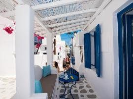 Eleanna's, vacation rental in Mikonos