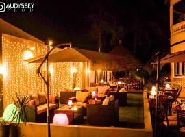 La maison de celine, hôtel à Dakar