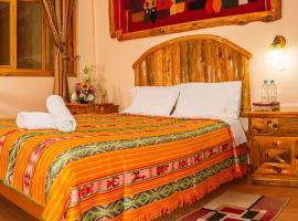 Hotel Santafe Inn, hotel in Otavalo
